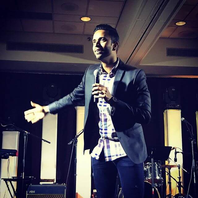AGIFNA2018 @libinabraham87 #agifna2018  focus on your proximity to God and His purpose for your life.