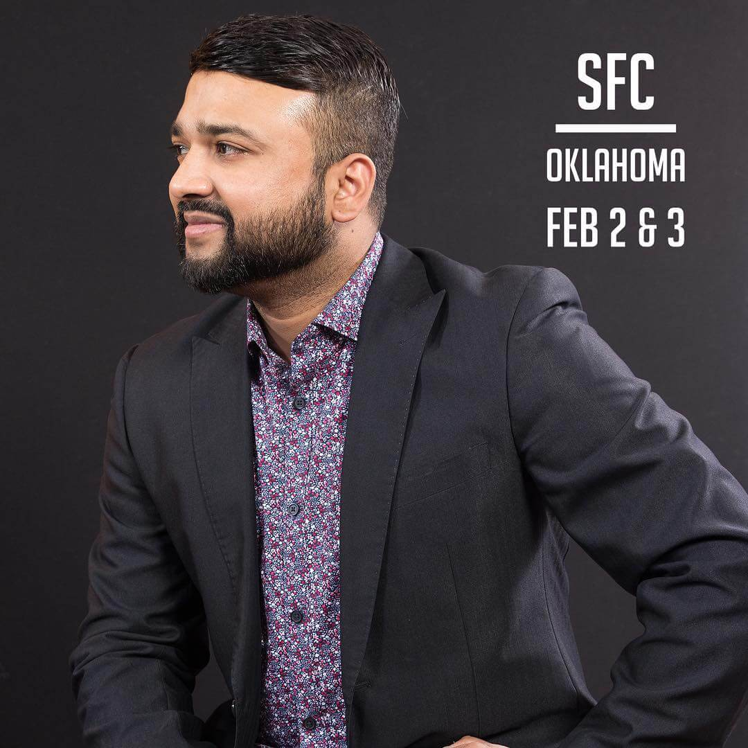 If your near Yukon let me know. Looking forwarding to spending this weekend with SFC church and sharing the word @sfc_ok